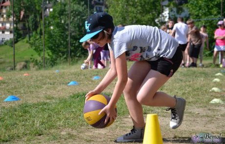 Obóz sportowy BEMOL