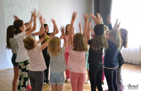 Obóz taneczny BEMOL
