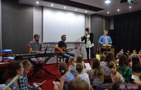 Obóz muzyczny BEMOL
