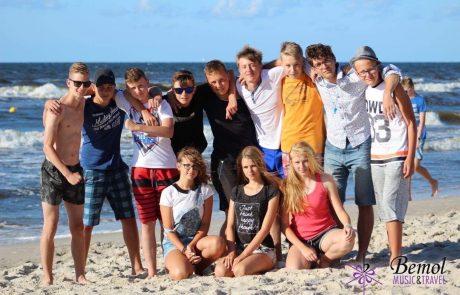 Obóz nad morzem BEMOL