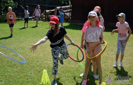 Obóz rekreacyjny BEMOL