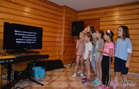 Obóz wokalny BEMOL
