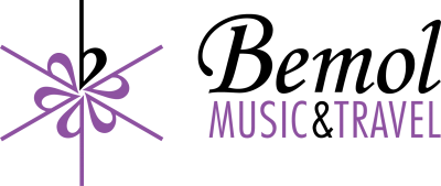 BEMOL Music & Travel Logo